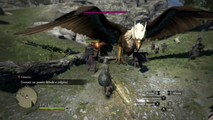 dragons dogma dark arisen isola di nerabisso
