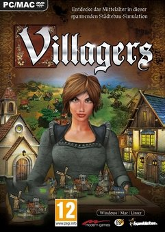 villagers pc cover